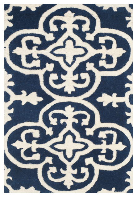 Safavieh Millie Hand-Tufted Rug - Contemporary - Area Rugs ...