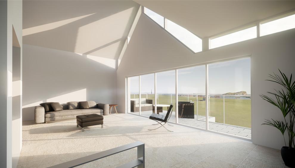 New dwelling to North Berwick Sea Front