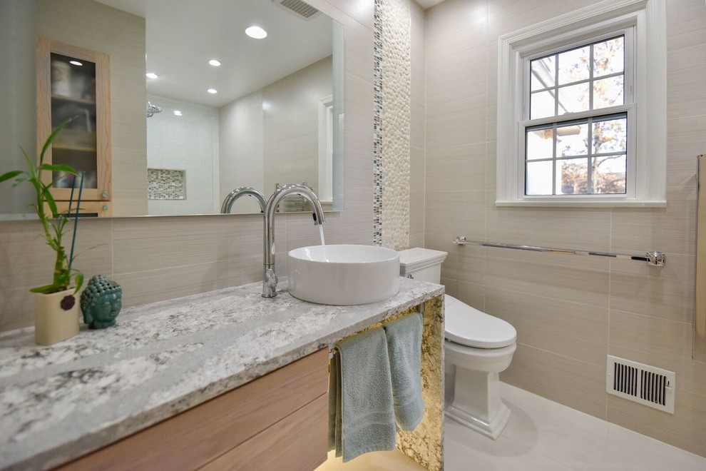 Wilson Aging In Place/Universal Design Bathroom