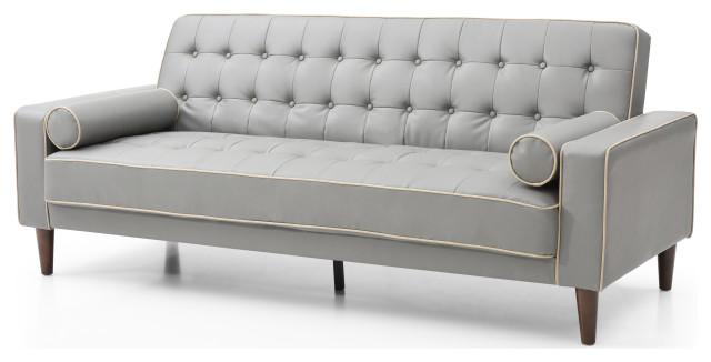 Navi Sleeper Sofa Midcentury Sleeper Sofas By Glory Furniture