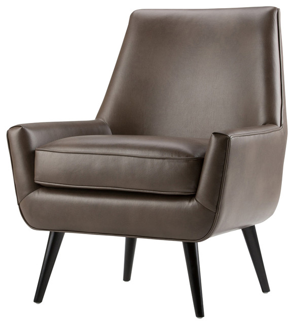 Warhol Mid Century Accent Chair