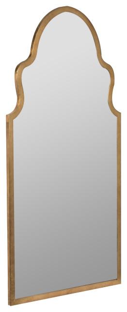 Lincoln Mirror, Gold