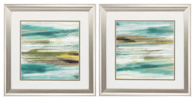 Tranquil, Set Of 2.