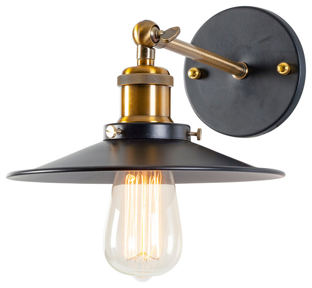 Wall Sconces Industrial : Cressley Sconce - Industrial - Wall Sconces - by Light Society