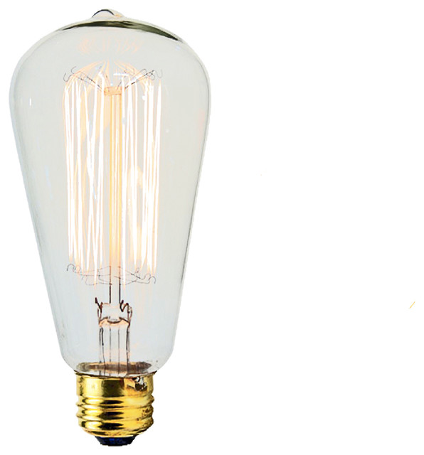 60 Watt Light Bulb: 60 Watt Light Bulb contemporary-incandescent-bulbs,Lighting