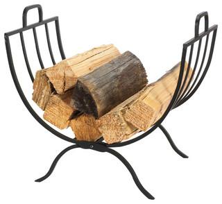 angersteins john log holder firewood racks by lighting u0026 design center - Firewood Racks