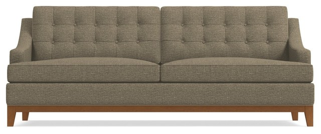 Bannister Sofa, Taupe.