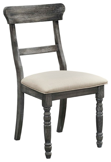 Muse Ladderback Chairs, Set Of 2