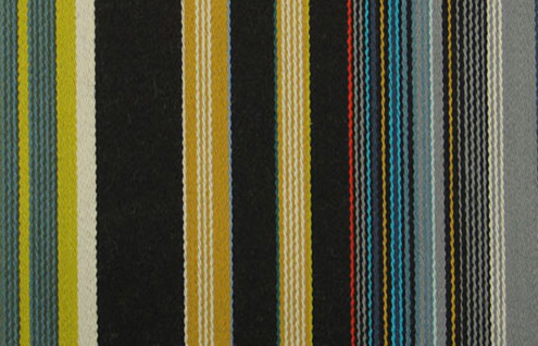 Stripes by Paul Smith Reverberating Stripe Fabric