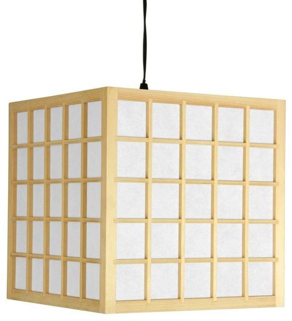12 5 Anese Window Pane Hanging Lantern Traditional Pendant