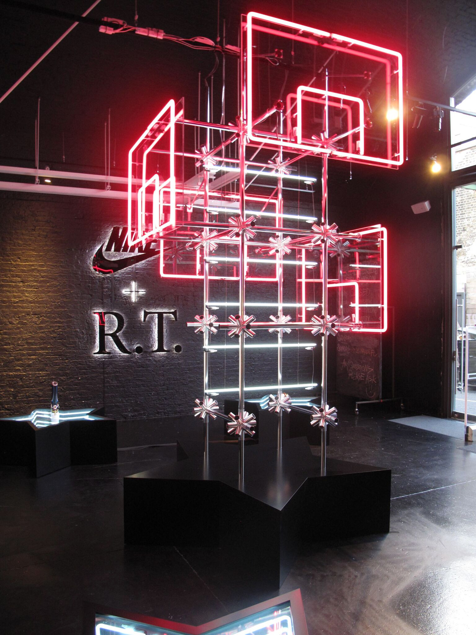 Neon and LED Lighting projects