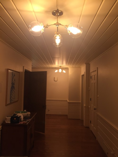 Foyer Hallway Questions : Entryway paint question