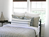 traditional bedroom Lettered Cottage Guest room