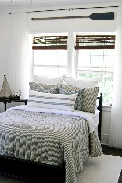 Lettered Cottage Guest room traditional bedroom