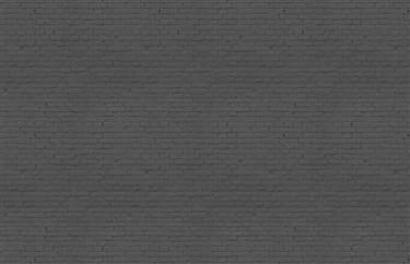 Gray Painted Brick Mural Wallpaper 4 Panels