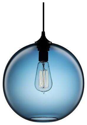 Solitaire Modern Pendant Light modern pendant lighting