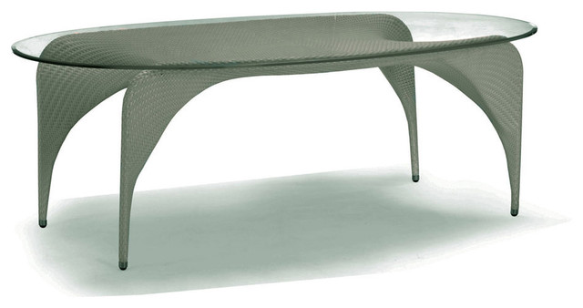 100essentials rivage oval dining table reviews houzz for 10 spring street hinsdale side table