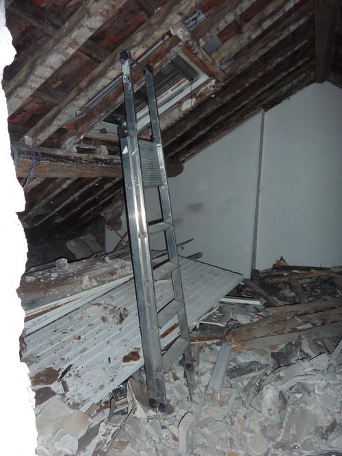 Habiter sous les toits