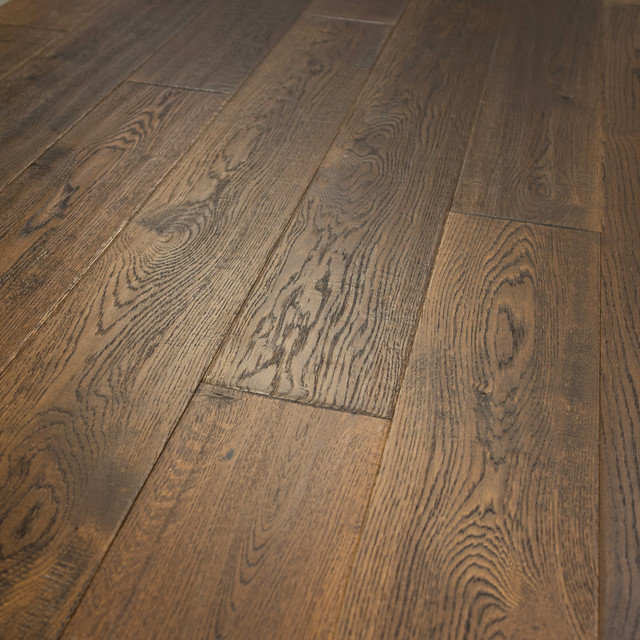 French Oak Prefinished Engineered Wood Floor Colorado Sample