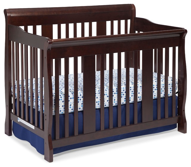 Storkcraft Tuscany 4 In 1 Convertible Crib Transitional