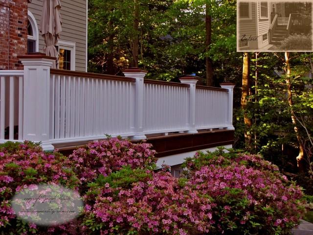 Deck - traditional deck idea in Newark