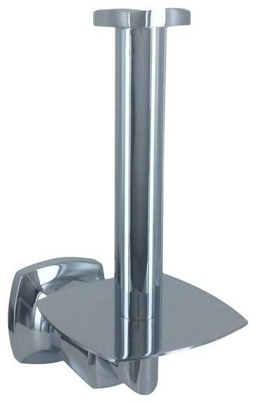 KOHLER K-16255-CP Margaux Toilet Tissue Holder Polished Chrome