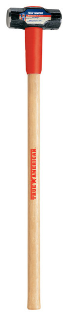 10 Lb. Double Face Sledge Hammer With Handle.