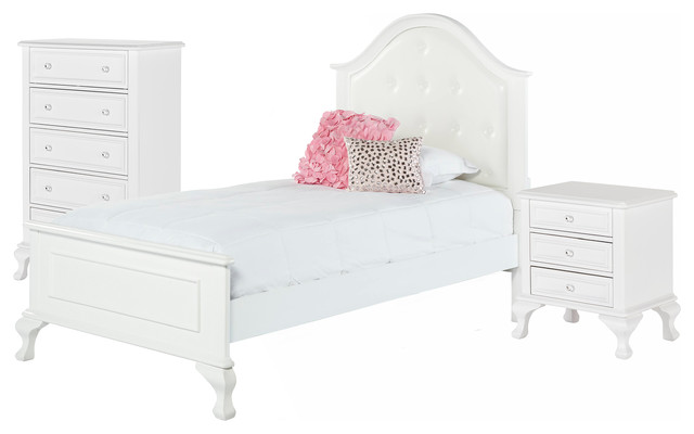 picket house jenna full bed 3 piece set kids bedroom