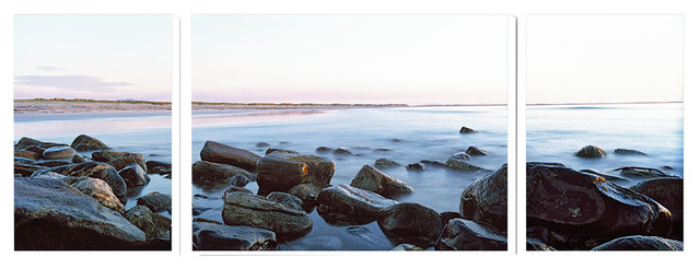 Journey&x27;s End In Scotland Canvas Print, 160x60 Cm.