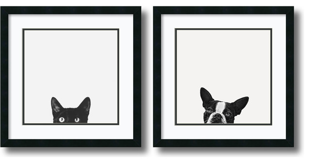 Amanti Art Jon Bertelli Curiosity And Loyalty Framed