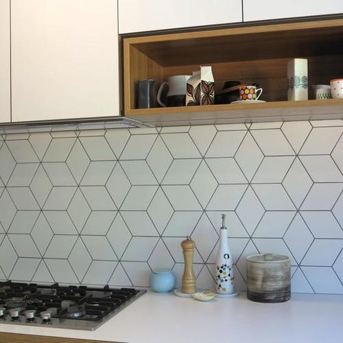 Where to buy diamond cube mosaic tiles in Toronto?