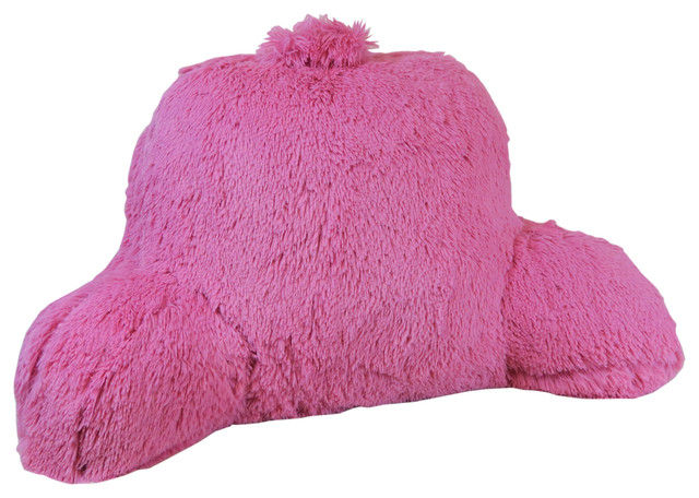 Shaggy Bed Rest, Pink