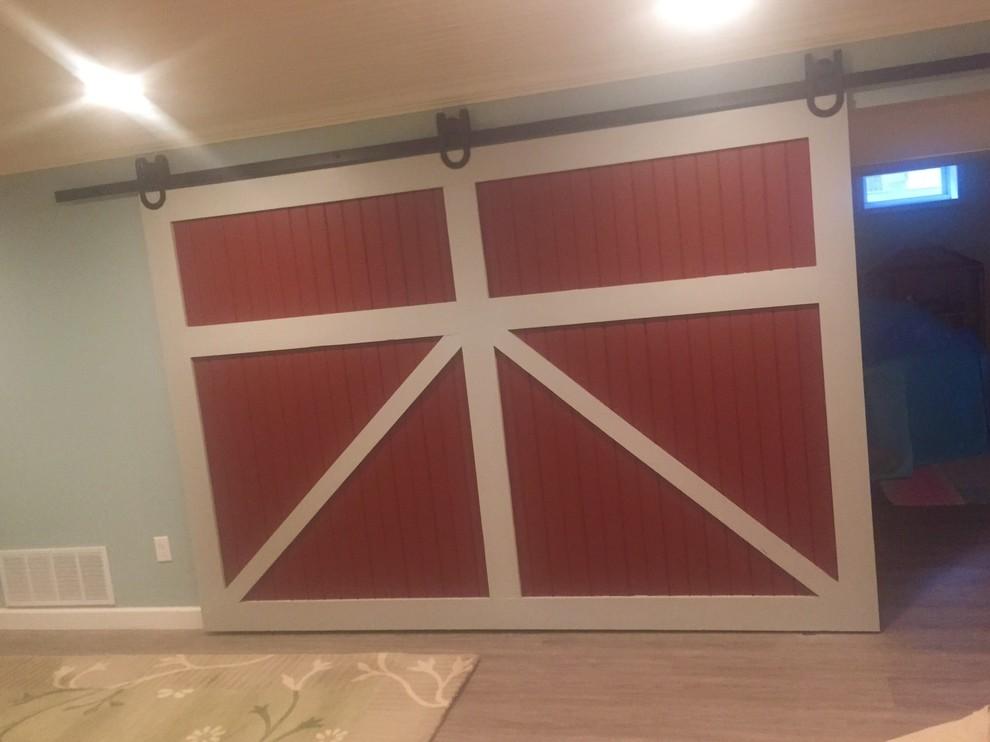 #Barn Door