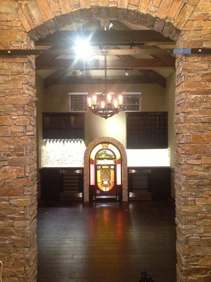 Elegant Dining Wine Room