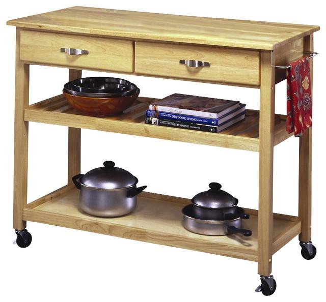 Designer Utility Cart Contemporary Kitchen Islands And Kitchen Carts