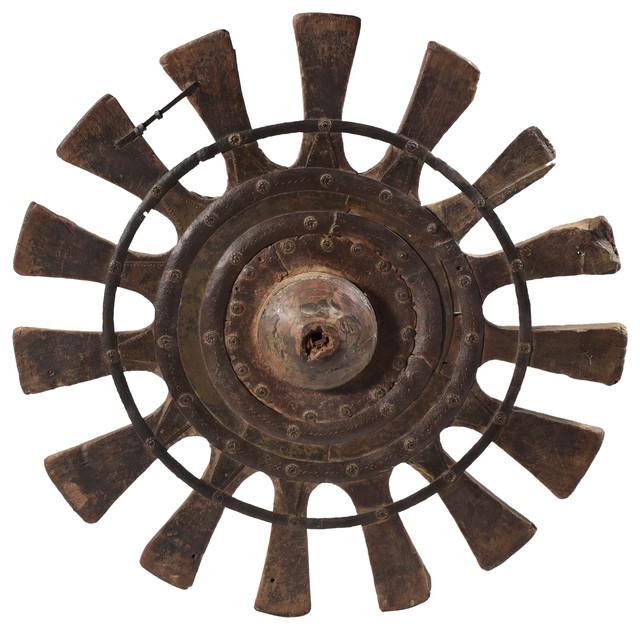 Independence Spinning Wheel, Large.