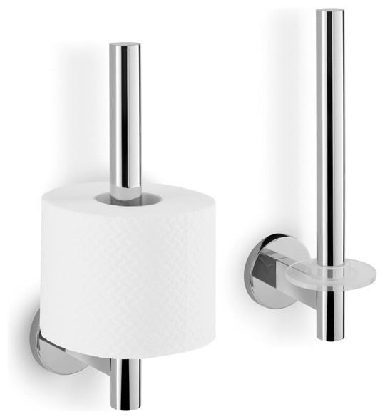 Scala Spare Toilet Roll Holder Modern Toilet Paper Holders