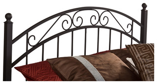 Willow Headboard With Rails