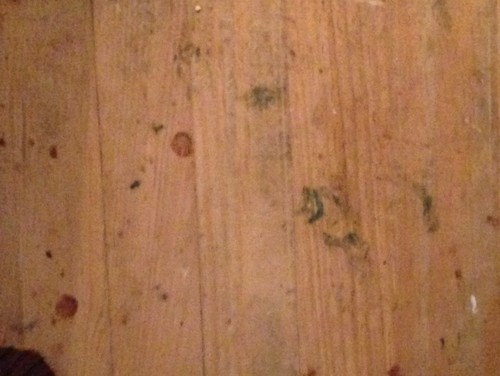 Staining Pine Floors How Dark Can You Go