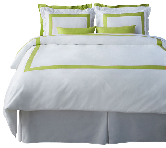 lacozi spring green duvet cover set queen - Comforter Covers