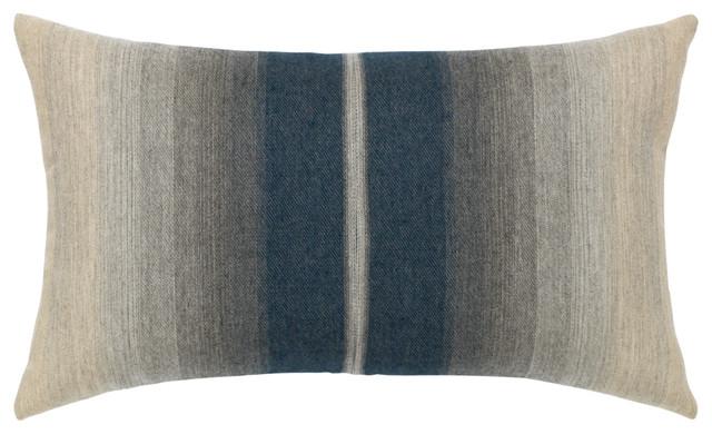 Shop Houzz Elaine Smith Elaine Smith Ombre Lumbar Pillow