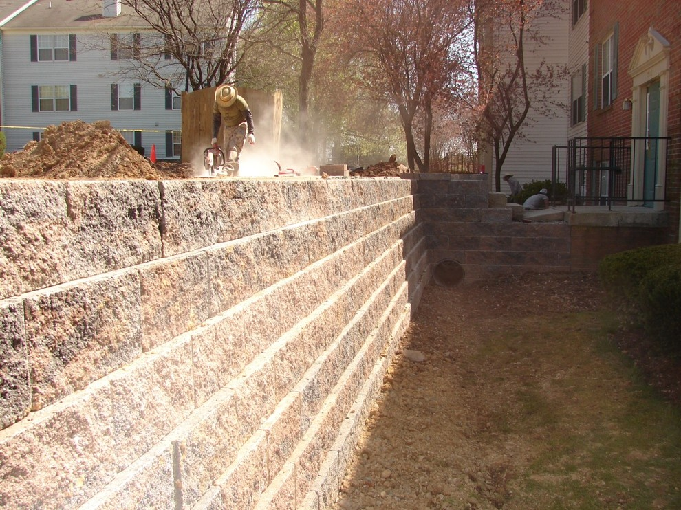 Commercial Walling