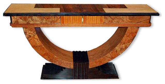 Fabulous French Art Deco Console Table c. 1910 - Traditional ...