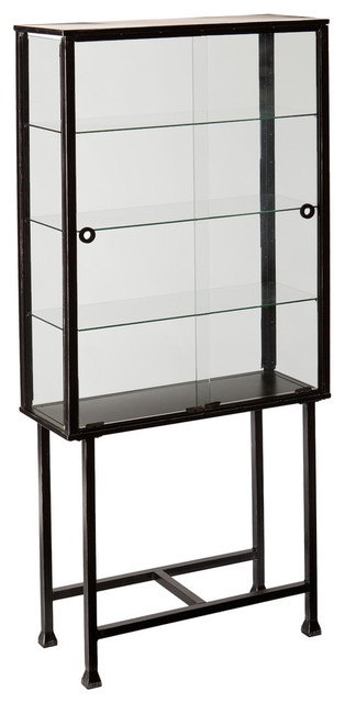 Shop Houzz | Southern Enterprises Symon Metal/Glass ...