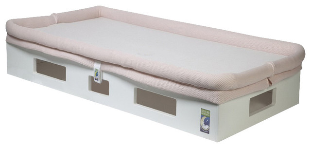 Shop Houzz Secure Beginnings Safesleep Breathable Crib