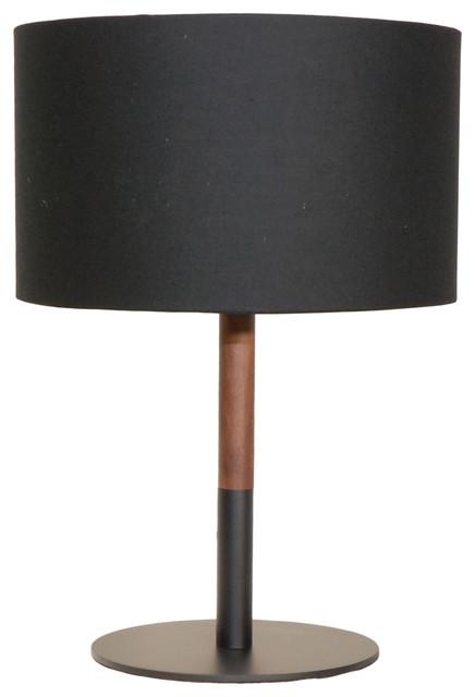 Haag Table Lamp, Black