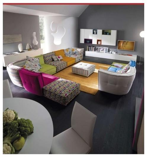Emejing Divani Roche Bobois Photos - Modern Design Ideas ...