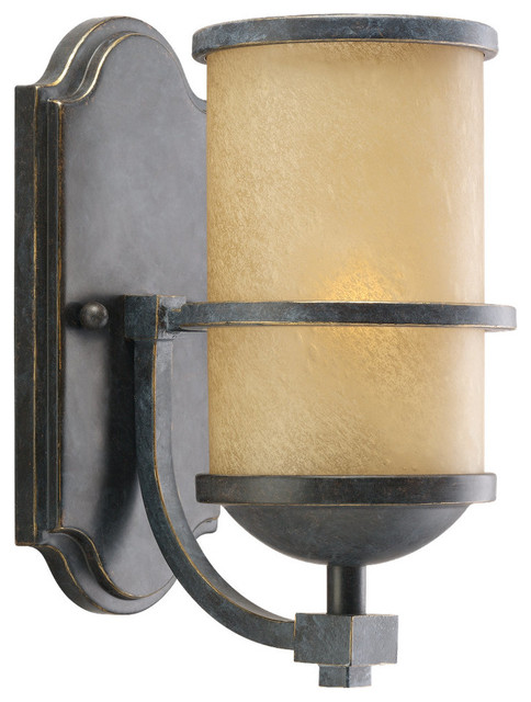 Wall Sconces Bathroom Vanity : Sea Gull One Light Wall / Bath - Contemporary - Bathroom Vanity Lighting - by Lighting Pavilion