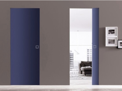 Pocket Door Without Architraves  Inspiration