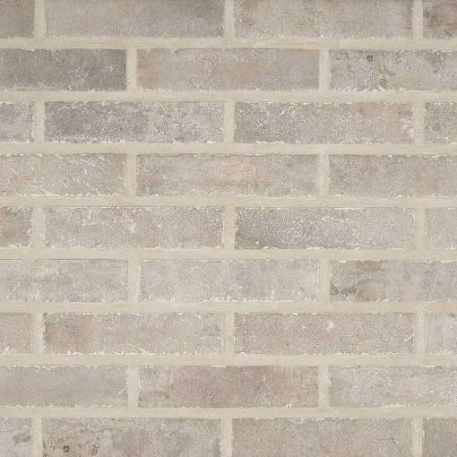 Capella Taupe Brick Matte, Sample